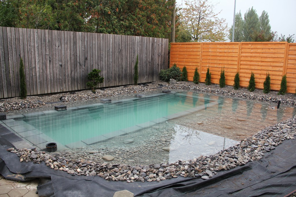 Trend And For Backyard Ponds Garden Ponds Pinterest