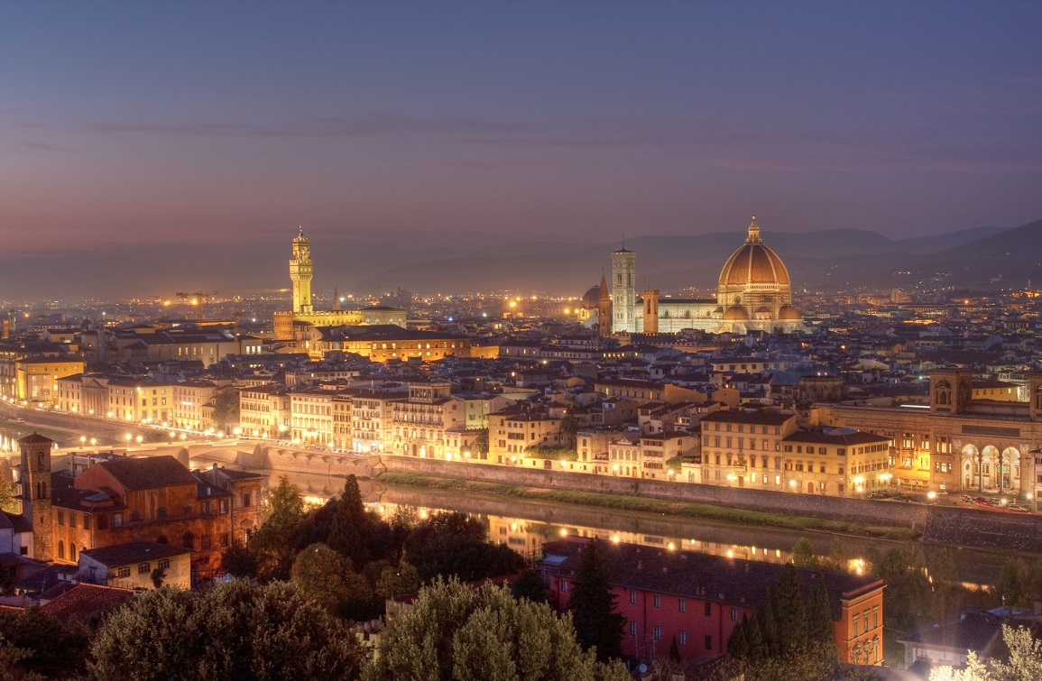 Florence, Italy – Piazzale Michelangelo (2)