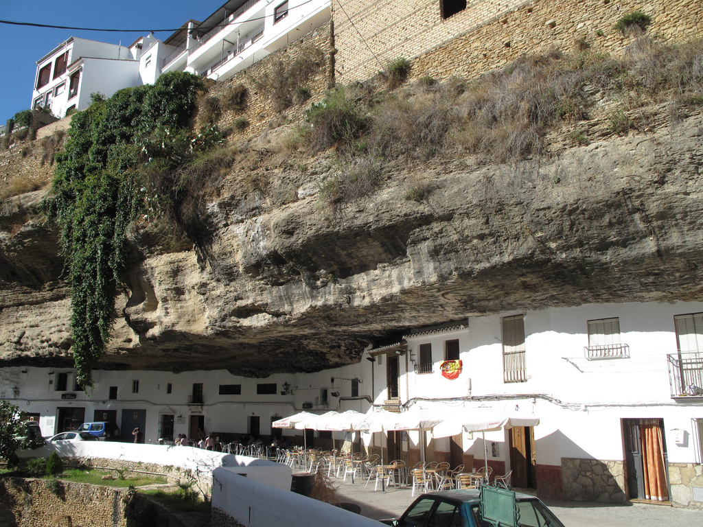 The Town Living Under the Rock (2)