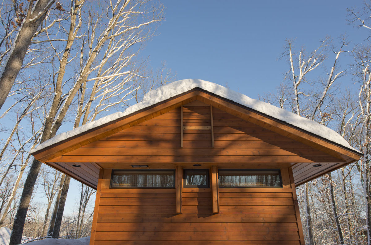 A Cabin In The Woods No A Charming Rv Thedailytop Com