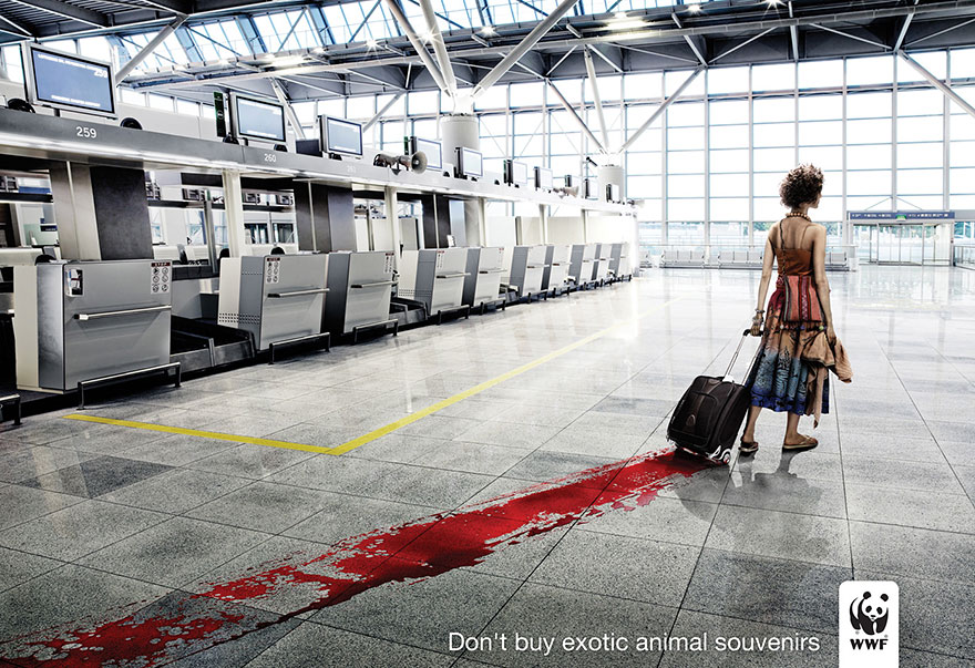 Great Social Issue Ads That'll Make You Think