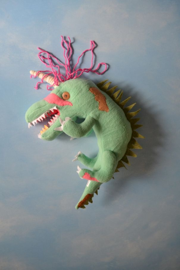 Artist Made Children's Drawings Into Real Toys
