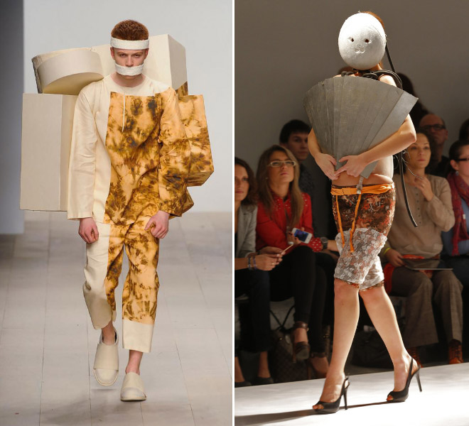 It's FASHION! Really!