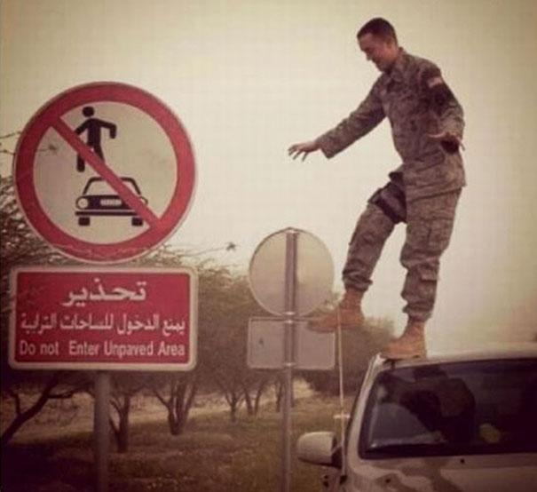 First-world Anarchists Who Do What They Want
