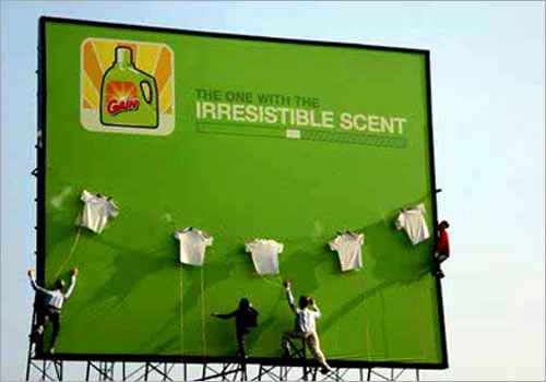 Most Innovative Billboard Ads from Around the World
