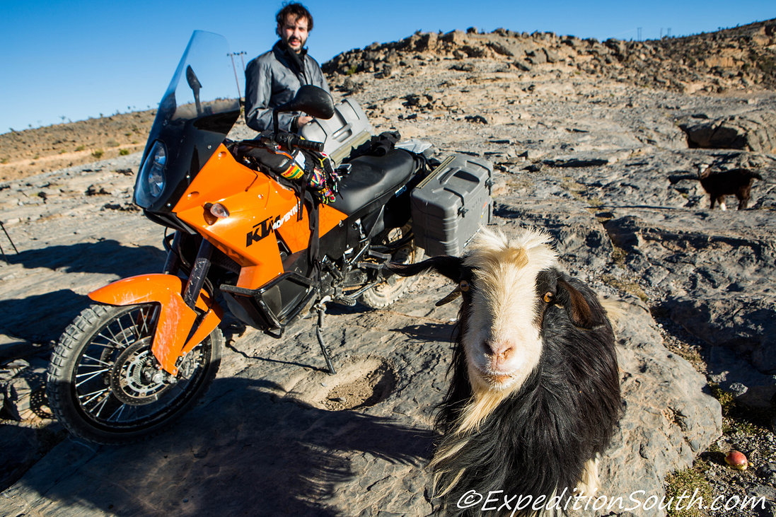 The Modern Motorcycle Diaries: 36 Countries In 3 Years
