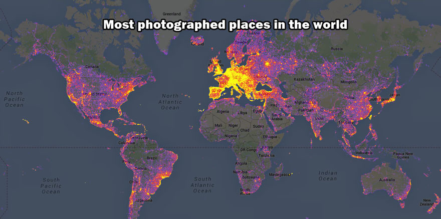 Funny And Also Educational Maps