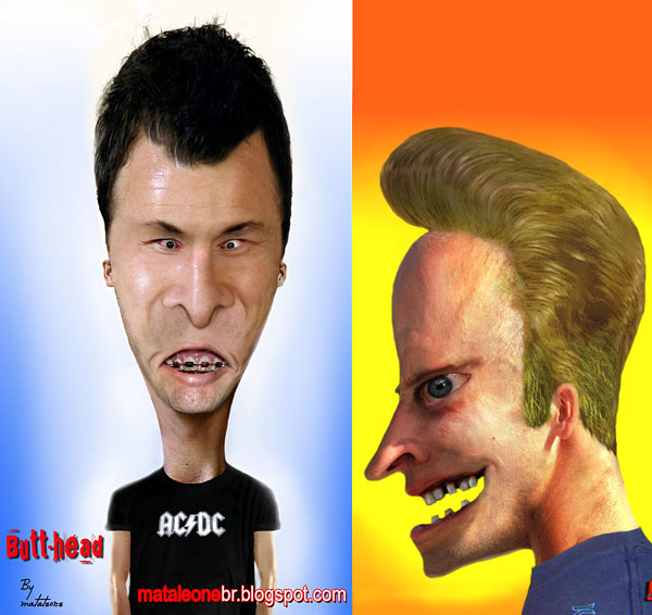 What are the Famous Cartoon Figures Like in Real Life