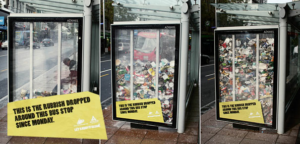 32 Coolest Bus Stop Ads in the World
