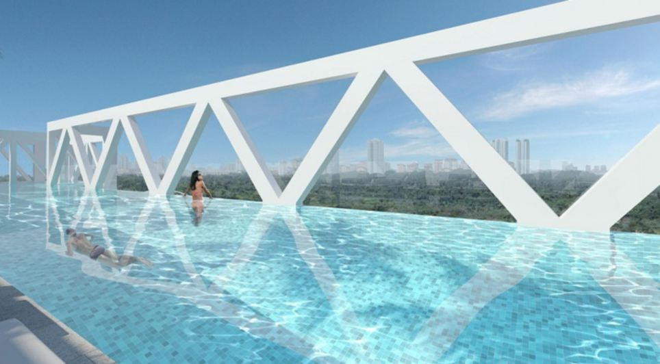 Incredible Twin Skyscrapers Will Be Joined By A Bridge