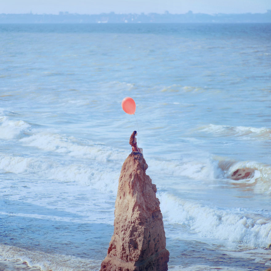 Amazing Surreal Photos Taken By An Old $50 Film Camera