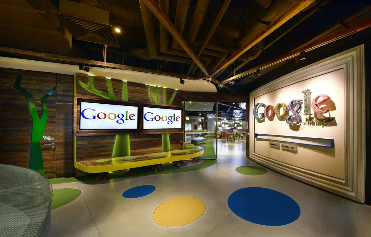 Googles New Office in Malaysia: It Is Certainly a Wild Jungle.