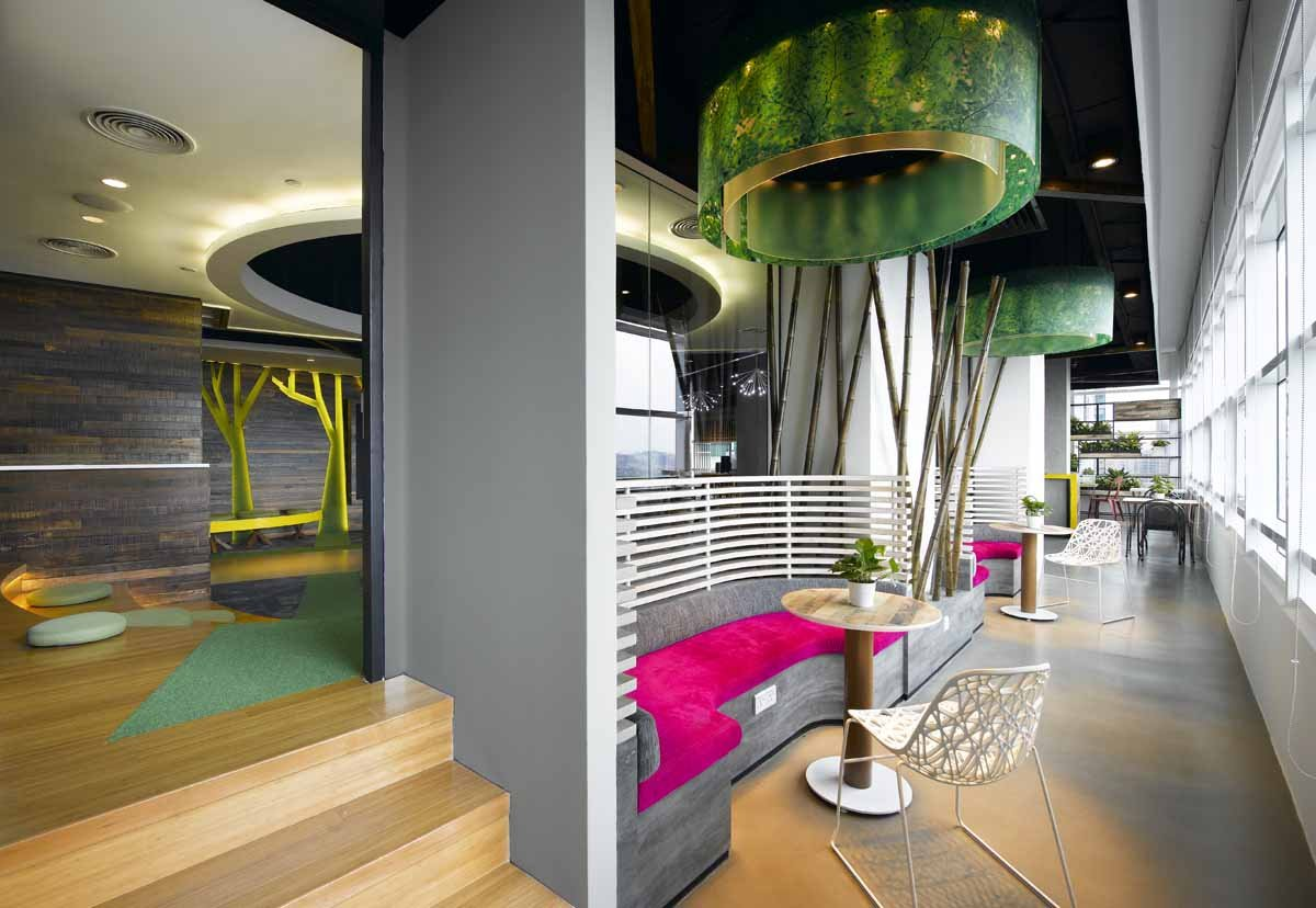 Google's New Office In Malaysia (11)