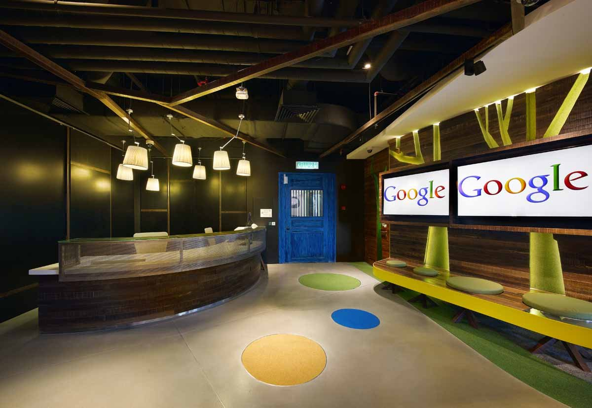Google's New Office In Malaysia (2)