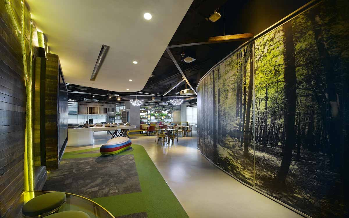 Google's New Office In Malaysia (3)