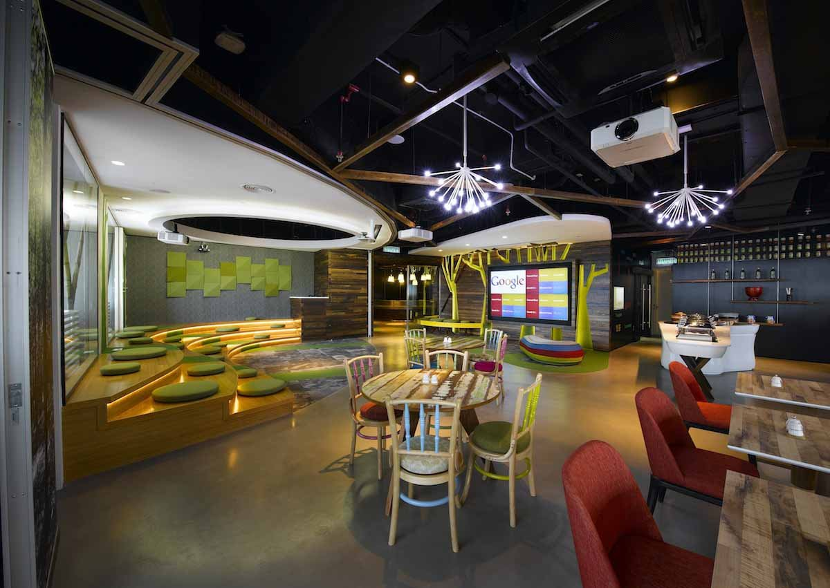 Google's New Office In Malaysia (4)