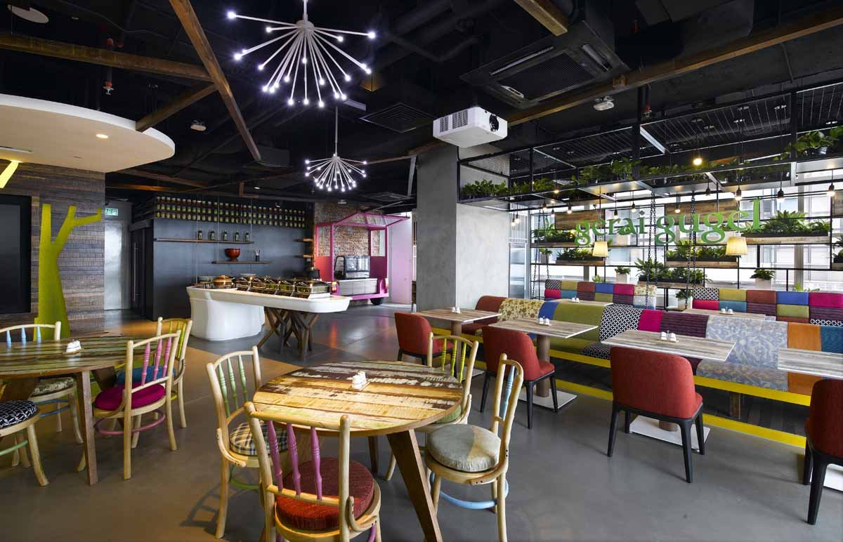 Google's New Office In Malaysia (6)