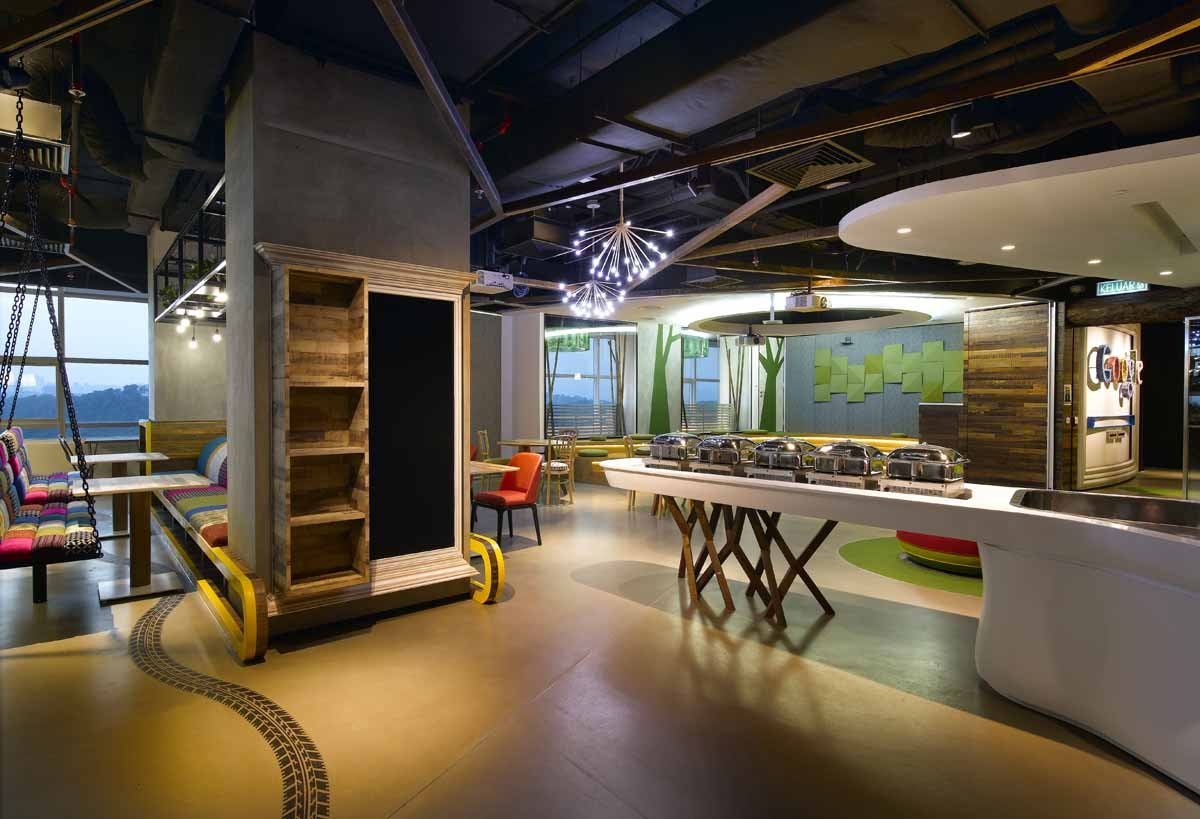 Google's New Office In Malaysia (7)