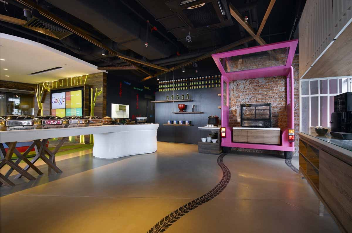 Google's New Office In Malaysia (8)