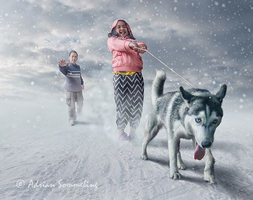 Photos an imaginative world created by Adrian Sommeling (20)