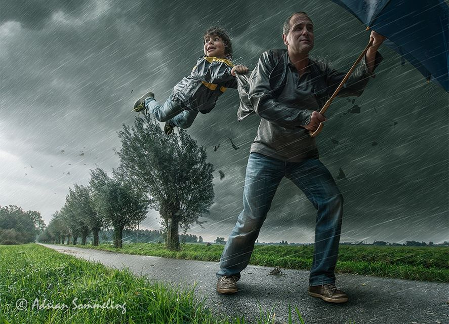 Photos an imaginative world created by Adrian Sommeling (23)