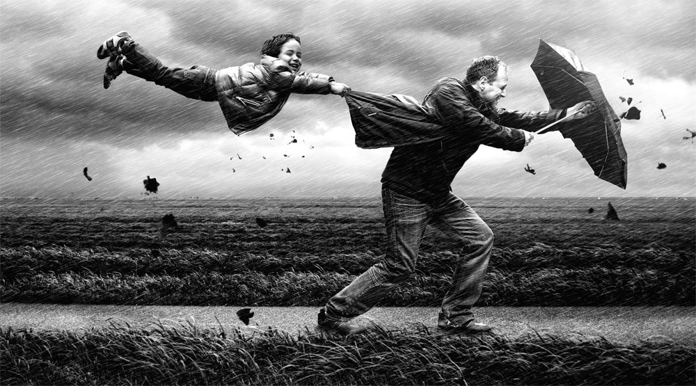 Photos an imaginative world created by Adrian Sommeling (24)
