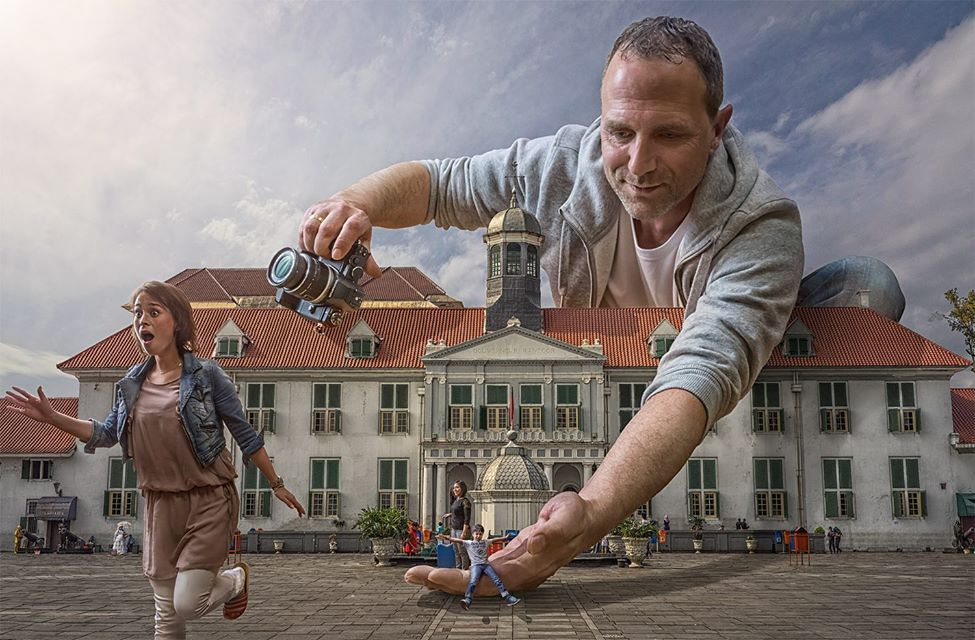 Photos an imaginative world created by Adrian Sommeling (30)