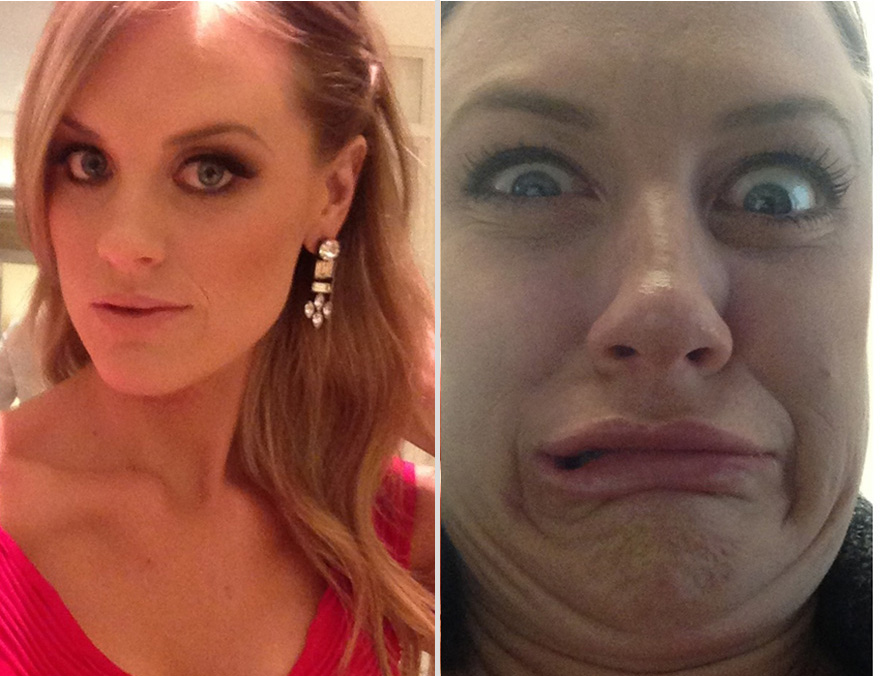 Pretty Girls Making Ugly Faces (1)