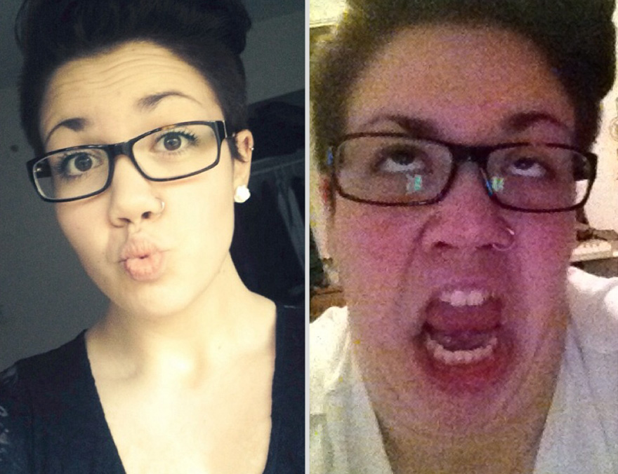 Pretty Girls Making Ugly Faces (16)