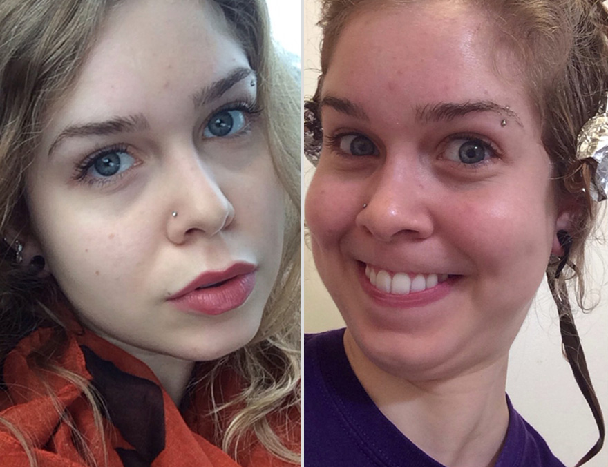 Pretty Girls Making Ugly Faces (18)
