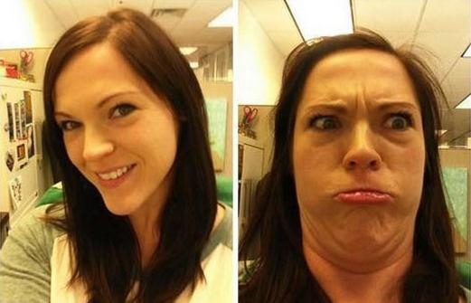 Pretty Girls Making Ugly Faces (20)