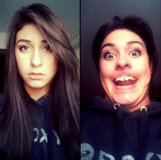 Pretty Girls Making Ugly Faces (22)