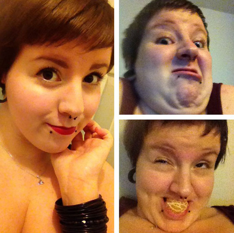 Pretty Girls Making Ugly Faces (25)