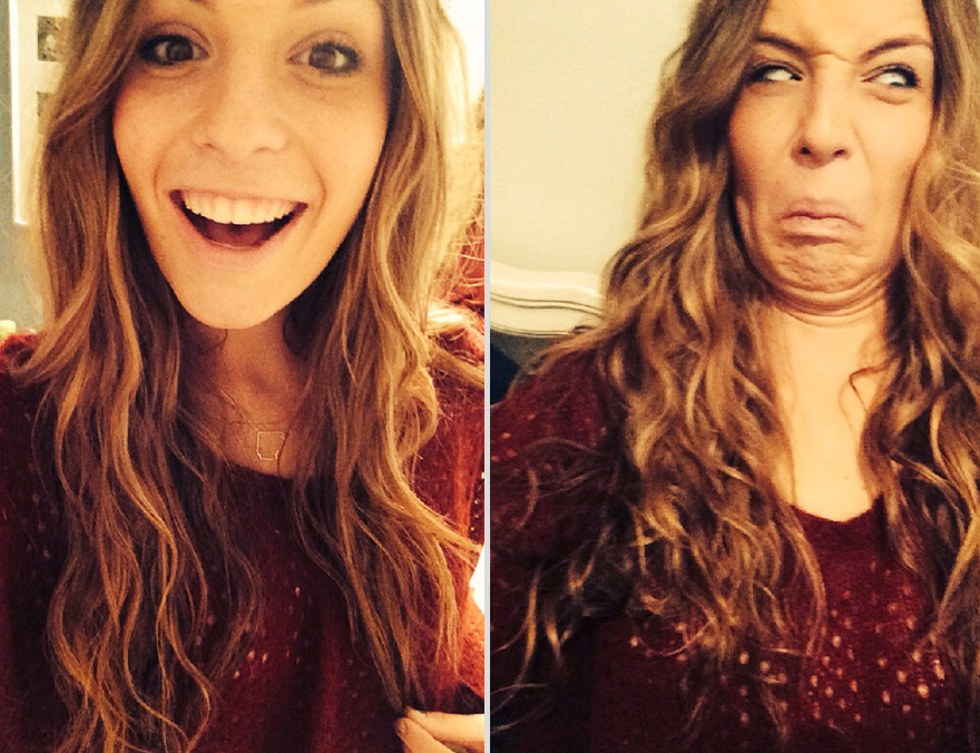 Pretty Girls Making Ugly Faces (4)