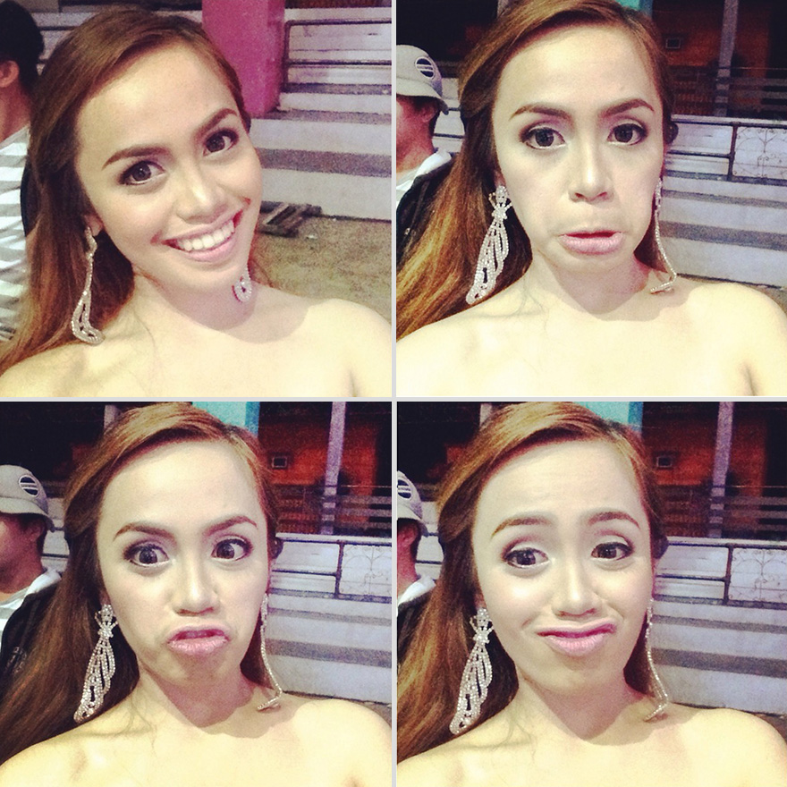 Pretty Girls Making Ugly Faces (5)