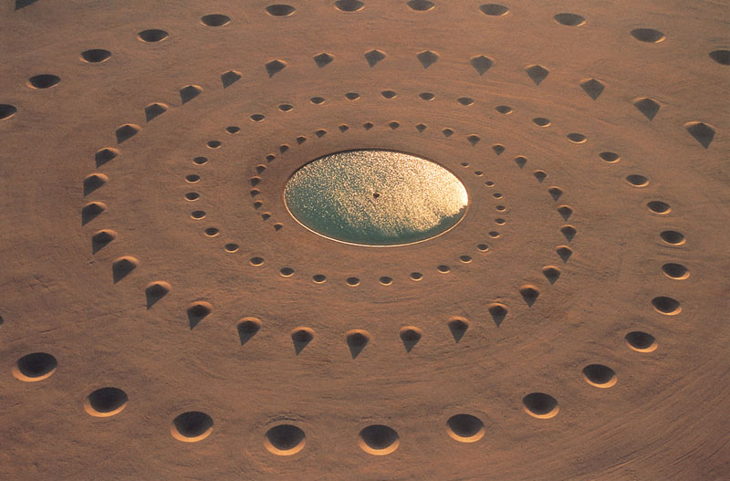 Spectacular art installation in the sahara desert (4)