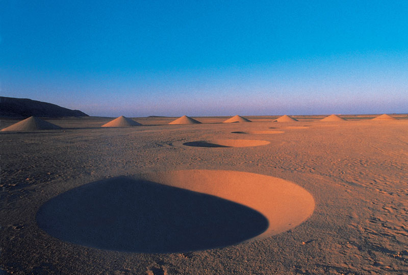 Spectacular art installation in the sahara desert (9)