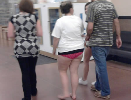Strange And Funny Looking People Of Walmart (12)