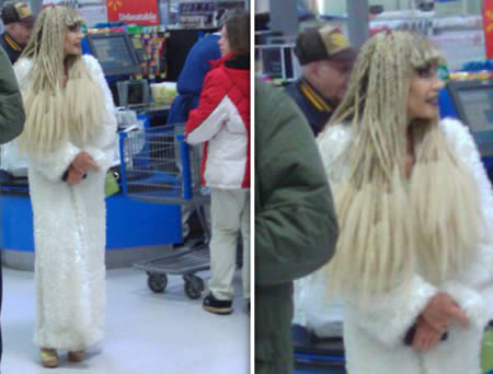 Strange And Funny Looking People Of Walmart (14)