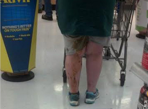 Strange And Funny Looking People Of Walmart (16)
