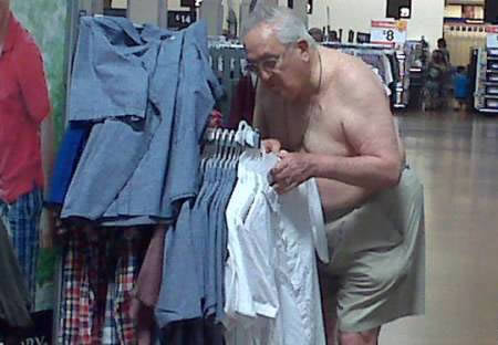 Strange And Funny Looking People Of Walmart (2)