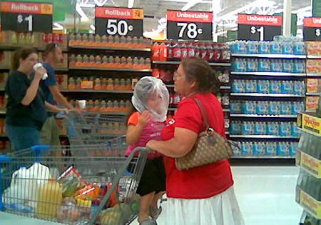 Strange And Funny Looking People Of Walmart (5)