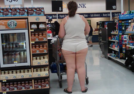 Strange And Funny Looking People Of Walmart (6)