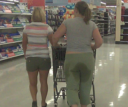Strange And Funny Looking People Of Walmart (8)