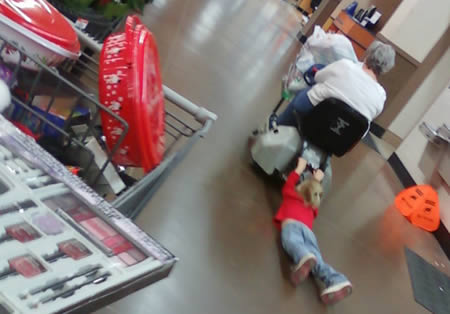 Strange And Funny Looking People Of Walmart (9)