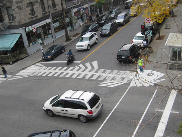 Street artist transform the street of montreal into a visual playground (11)