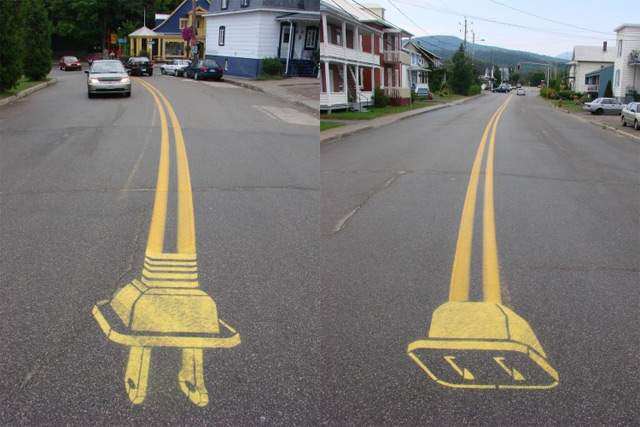 Street artist transform the street of montreal into a visual playground (12)