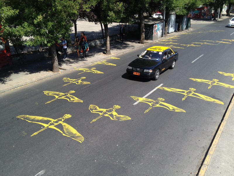 Street artist transform the street of montreal into a visual playground (2)