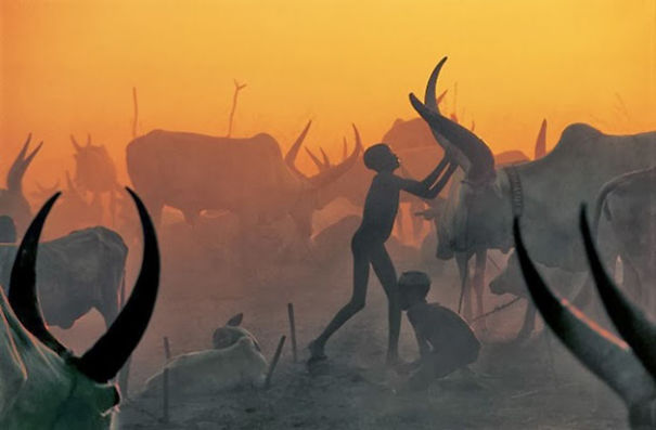 The Dinka Tribe, South Sudan (10)