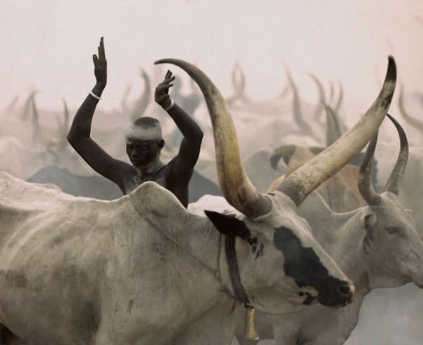 The Dinka Tribe, South Sudan (20)